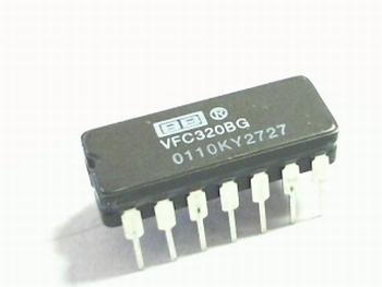 VFC320BG frequentie naar voltage convertor
