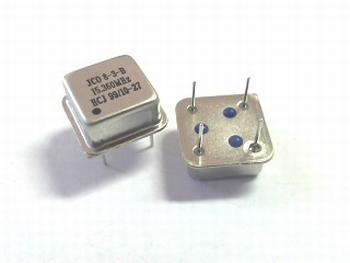 Quartz crystal oscillator 15.360 mhz