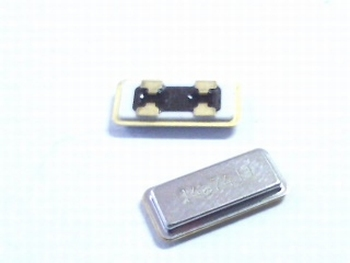 Quartz crystal SMD 7.3728 mhz