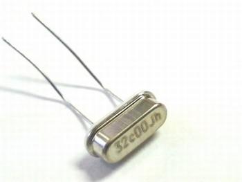 Quartz kristal 32 mhz HC49
