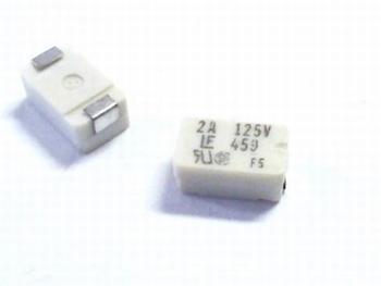 Zekering SMD pico 125V 2A
