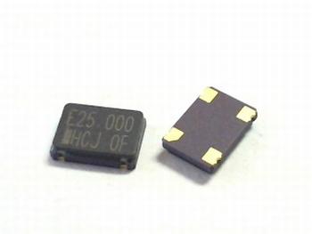 Quartz kristal oscillator SMD 25 mhz VX-3EOH