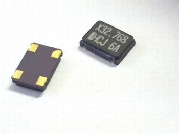 Quartz kristal oscillator SMD 32,768 mhz