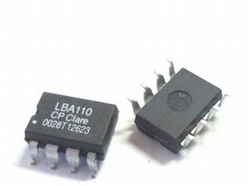 Relay LBA110 DPST 120 mA 350 V