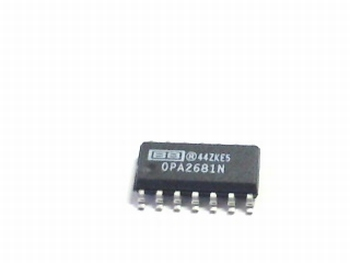 OPA2681N Operational Amplifier