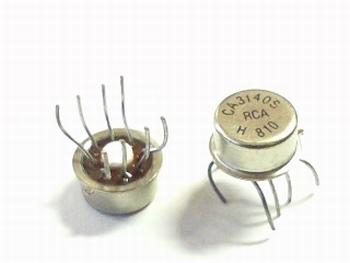 CA3140S op-amp TO-5