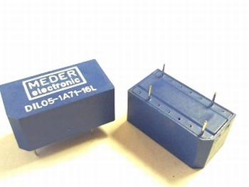Relais Meder 5 Volt - DIL05-1A71-16L SPST