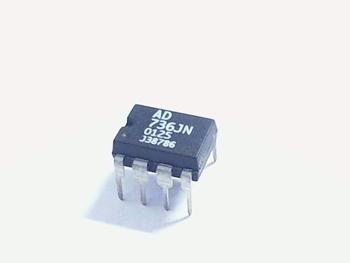AD736JN AC-DC Converter, 8-Pin, PDIP