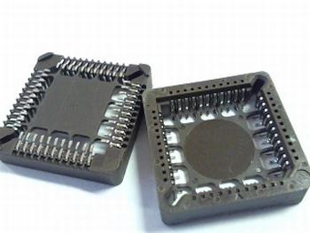 PLCC-44 SMD socket