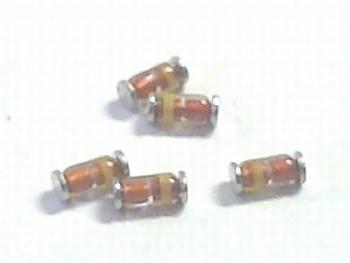 BZV55-C5V6 - 5,6 volt 0.5 Watt- 10 stuks SMD