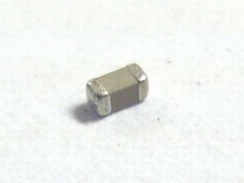SMD keramische condensatoren 0603 - 22pF 100V 10 stuks!