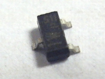 BF821 Transistor SMD