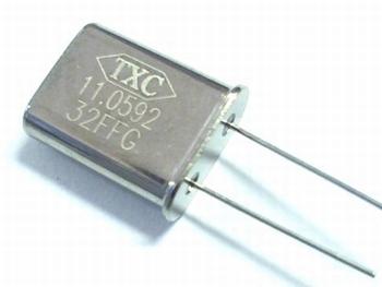 Quartz crystal 11,0592 mhz