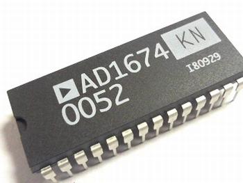 AD1674-KN ADC Single SAR 100ksps