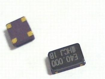 Quartz kristal oscillator SMD 40 mhz