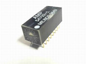 AMP54792-1 DIP schakelaar