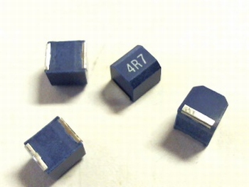 SMD Power inductor Wirewound 4.7uH 950mA
