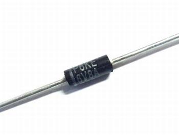 P6KE6V8A diode  6.8V 600W