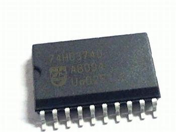 74HC374 D-TYPE FLIP FLOP