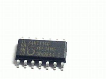 74HCT14D HEX INVERTER SMD