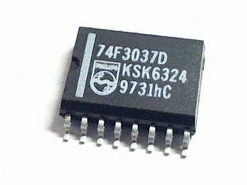 74F3037D NAND GATE