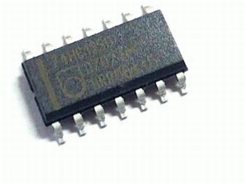 74HC125D Driver/Buffer Device