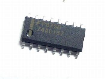 74AC157-SCX QUAD, 2-INPUT