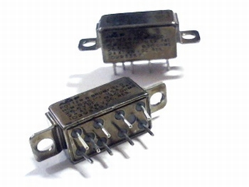 HCM-6251-1 relay 26,5Volt DC 830 Ohms. 2A at 28 Volt