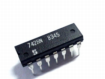 7428 Quad 2-Input