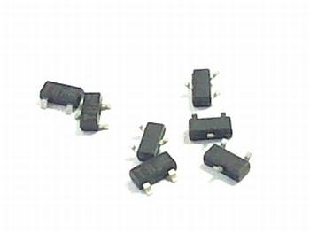 BSR17A transistor SMD