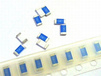 SMD weerstanden 1206 - 499K Ohm 10 stuks