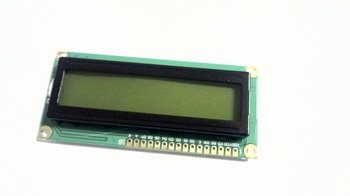 LCD 16x2 Display HD44780