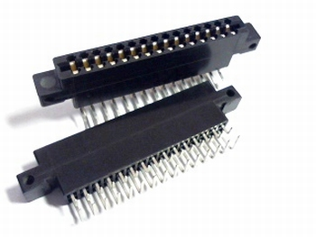 30 pins cardconnector 583545-1 Amphenol 90 degrees angle