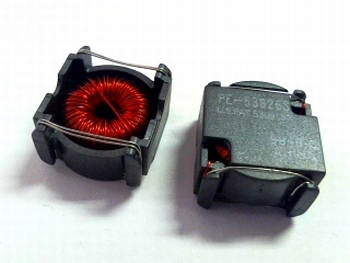 PE-53826SNLT INDUCTOR, 377UH SMD