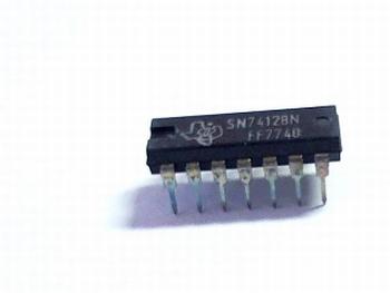 74128N Quad 2-Input NOR
