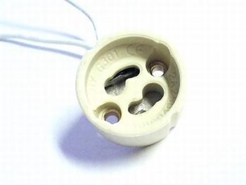 Lampfitting GU10 voor halogeen