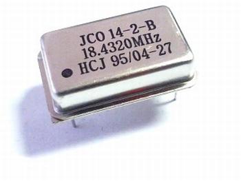 Quartz crystal oscillator 18.432 mhz