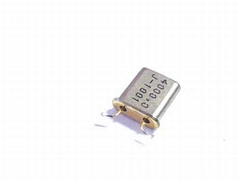 Quartz crystal 4 mhz mini