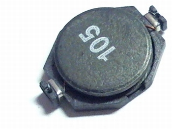 Smoorspoel SMD 1000mH