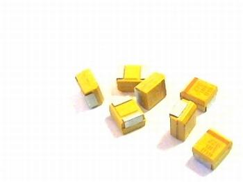 SMD Tantal capacitor 22uf 16V