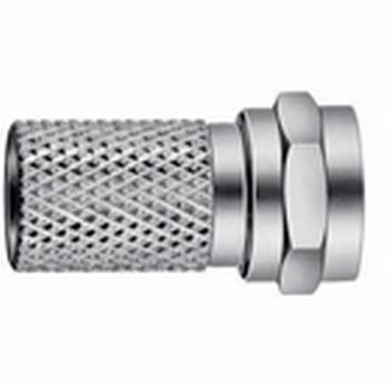 F connector, screw version
