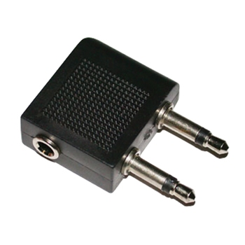 Adapter plug for in planes
