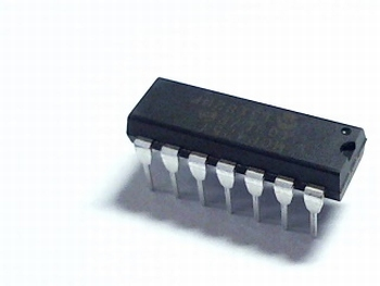 MCP4251-103E/P digitale potmeter 10K SPI 8 BIT