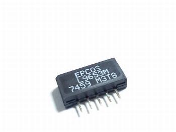 L9653M IF filter voor audio applicaties