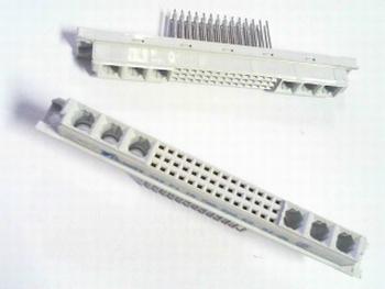 DIN41612 connector 42 polig female Z-B-D