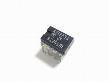 AM2833PC  1024-Bit Static Shift Registers