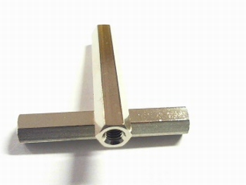 Metal distance holder 30mm