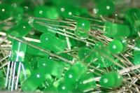 Led groen 5 mm