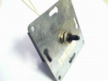 Inbouw Dimmer voor halogeen of gloeilamp max 210Watt