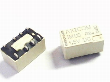 Relay micro Axicom DPDT 1.5VDC - 2A, SMD